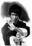 Bruce Lee by donchild