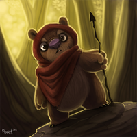 1.2 Ewoks (1hr. 20 Min) by Cryptid-Creations