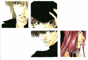Saiyuki Boys by K46