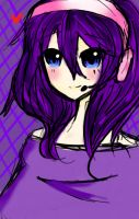 lily my vocaloid oc by Taiyou67