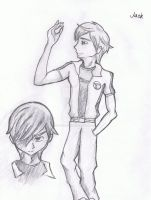 Jack The Warrior Heir by aznhomieboi1689