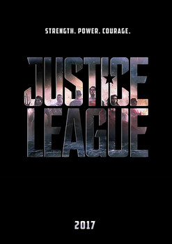 Justice League poster by MessyPandas