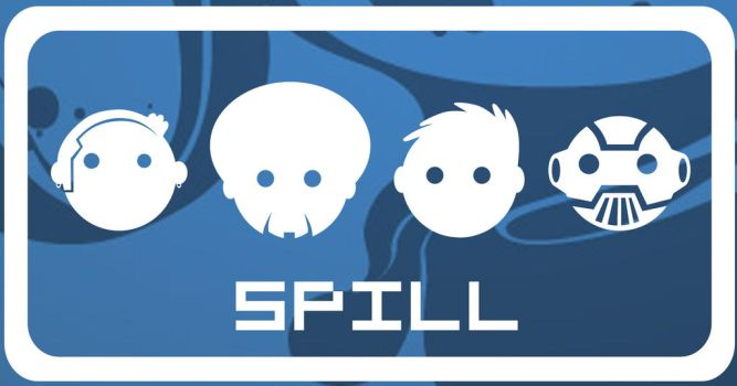 SPILL Title Card by LD-Skull