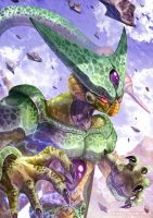 Imperfect Cell by Dragolisco