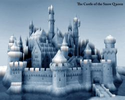 Castle of Snow Queen by e-designer