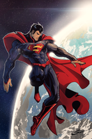 Superman [Kall-El] by TiagoMontoia