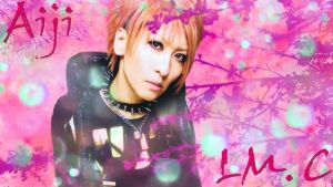 Aiji Wallpaper_LM.C by Butterfly386