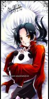 APH:China version Huggy Pillow by Ruri-dere