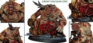 Custom Great Unclean One by Tiwyll