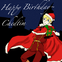 Happy Birthday~Chedtim by Div3erge