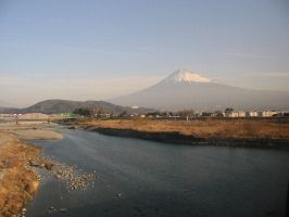 Mount Fuji by kaz0885