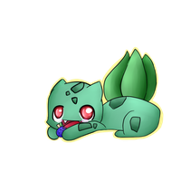 Bulbasaur - #1 by Kiytt