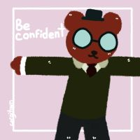 Nitw inspirational quote : angus by NuggetDoodles