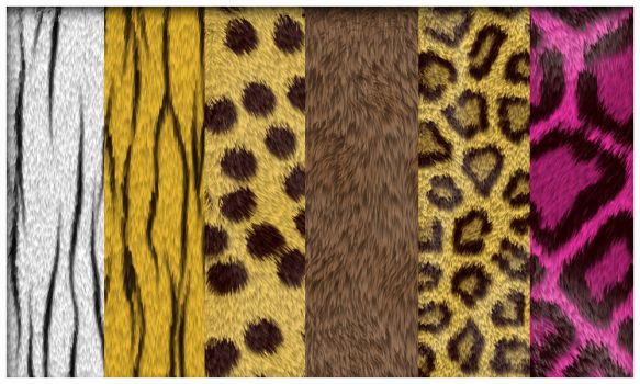 Fur textures by angelet25