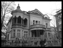 The Mansion by aoko1412