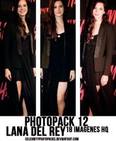 Photopack N12 Lana Del Rey by CelebrityPhotopacks