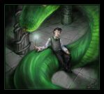 The Heir of Slytherin by redwattlebird