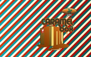 Caramel box wallpaper by caramelaw