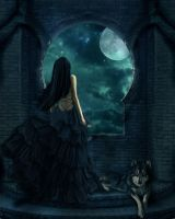 The Lower of Werewolf by vikia