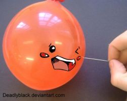 NO... anything but that by deadlyblack