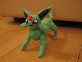 Shiny Espeon plush -for sale- by fluffylovey