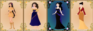 Disney Daughters Part 3 by angelofbroadway