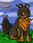 Fifi, Friendly Feature Mascot (Contest Entry) by Timmytushoes