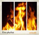 Fire Photos pack by ashzstock