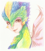 Toothiana - Rise of the Guardians by equillybrium