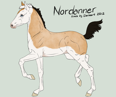 3403 Nordanner Foal by RW-Nordanners