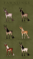 Fawnling Designs - Batch 3 by Ehetere