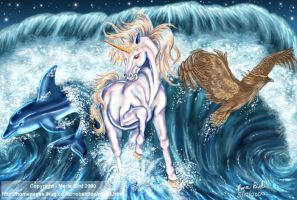 Dreaming Wave by ValkyrieNZ