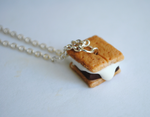 Smore Necklace by ClayRunway