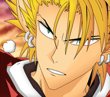 Eyeshield 21 c.186 Color by Kaisertony