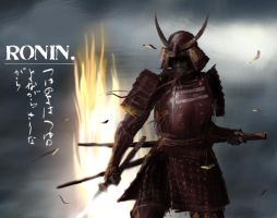 ronin by brinjal