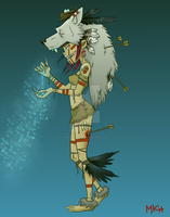 Witchdoctor by Murder-Ball
