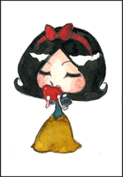 .Don't Eat Me. Snow White by Just-Geek
