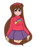 Mabel by Ashourii
