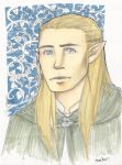 Legolas by TheLittleArtist