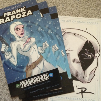 Business Cards: Frank Rapoza by FrankRapoza