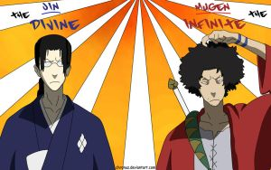 Samurai Champloo - Huh? by Chronuz