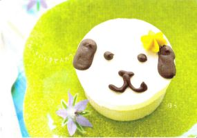 puppy cake by tristan19019