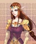 Princess Zelda by Leirix