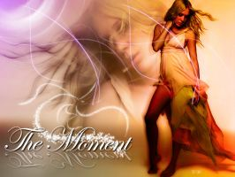 The Moment by chamirra