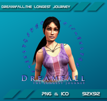 Dreamfall : Dock Icon by Dohc-WP