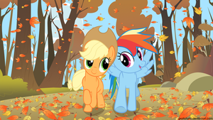 In The Leaves by Gratlofatic