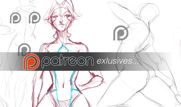 Gesture art | PATREON EXCLUSIVE by VlKTCR