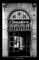 Comodoro - Lisbon by Caddielook