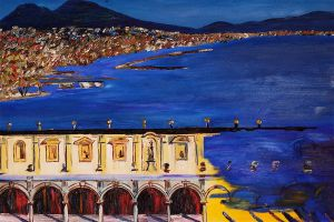 Napoli by chicagoimpressionism