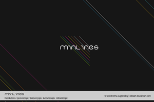 MinLines - wp pack by odioART